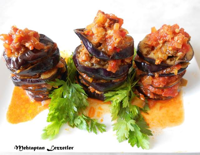 Patlıcan Musakka